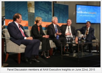 NAM Executive Insight Series