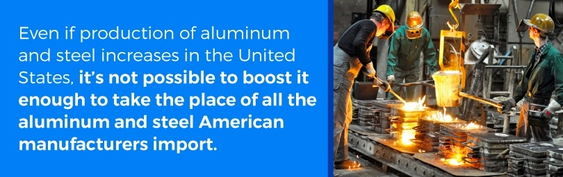 How President Trump's Tariffs Could Impact the Die Casting